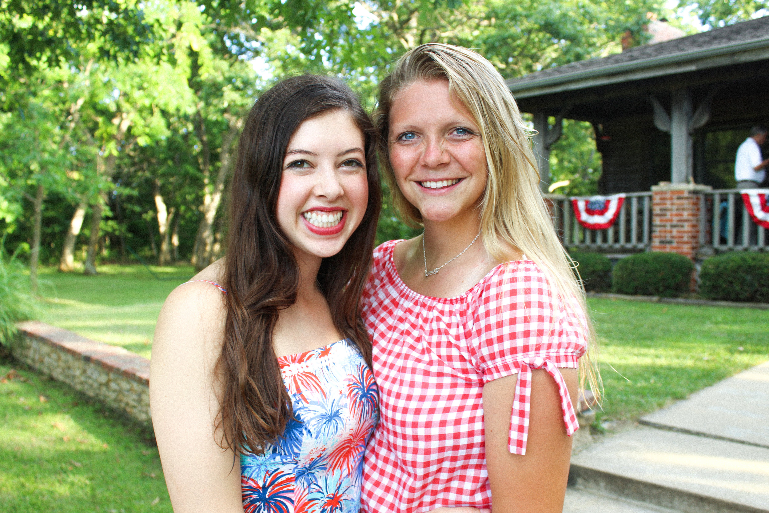 Letters Are Lovely | Happy Fourth of July