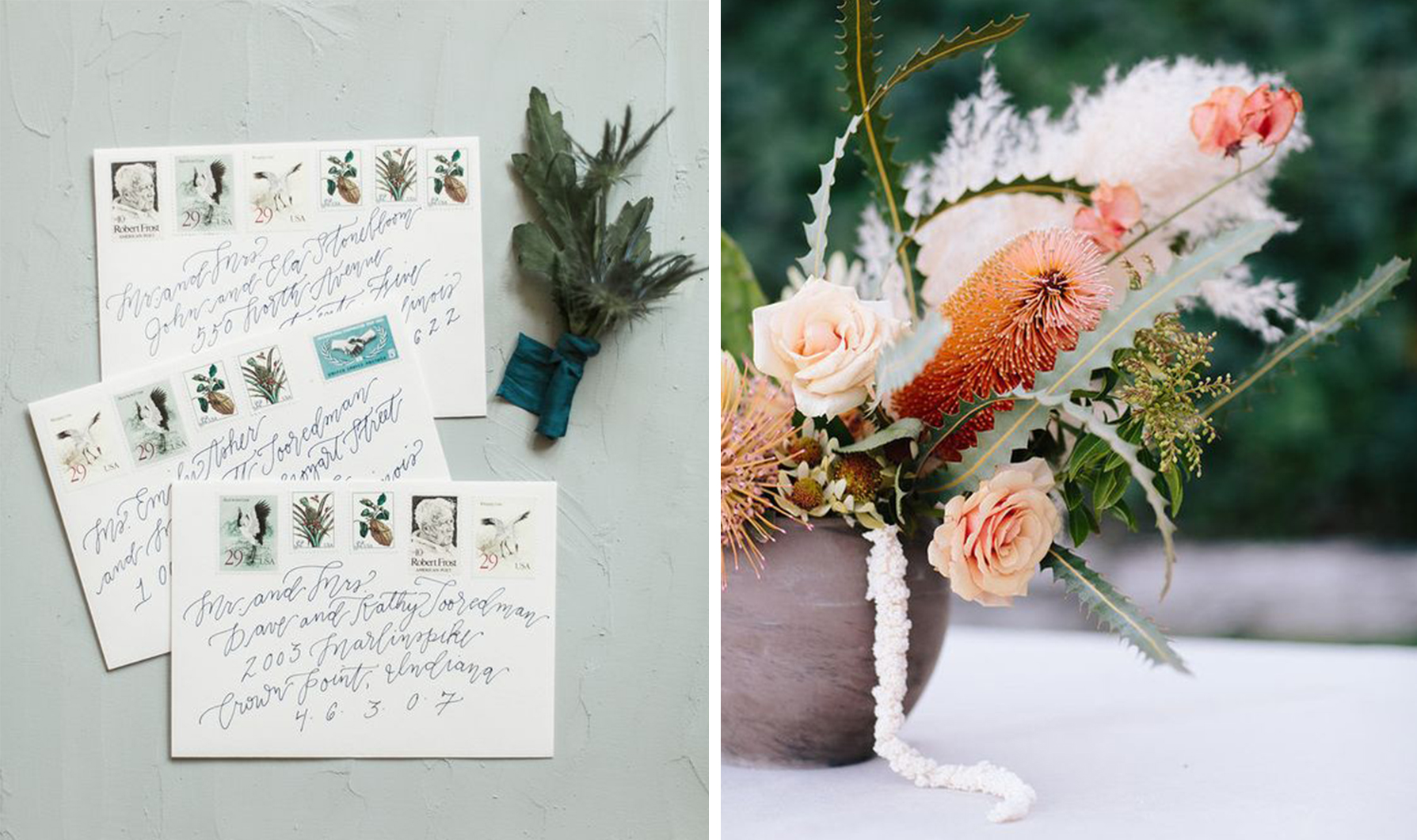 Letters Are Lovely   Diptychs 18