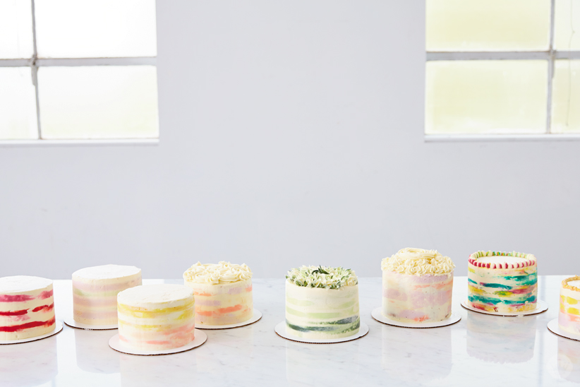 Letters Are Lovely | Cake Decorating for Think.Make.Share.