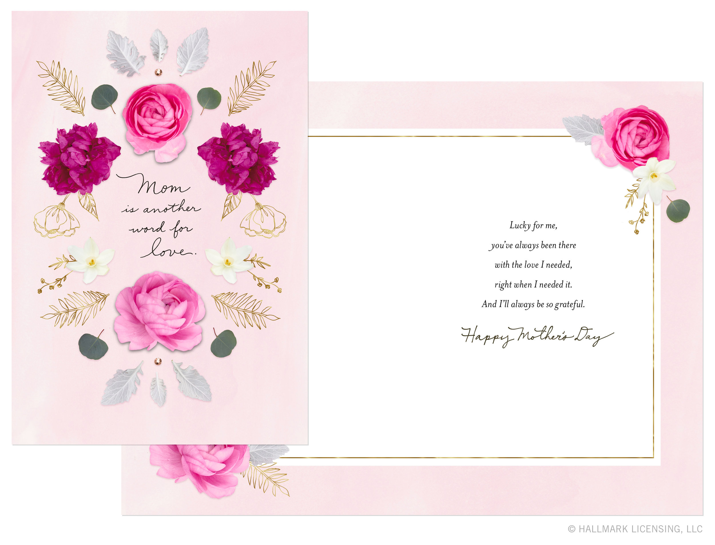 Letters Are Lovely | Mother's Day Cards