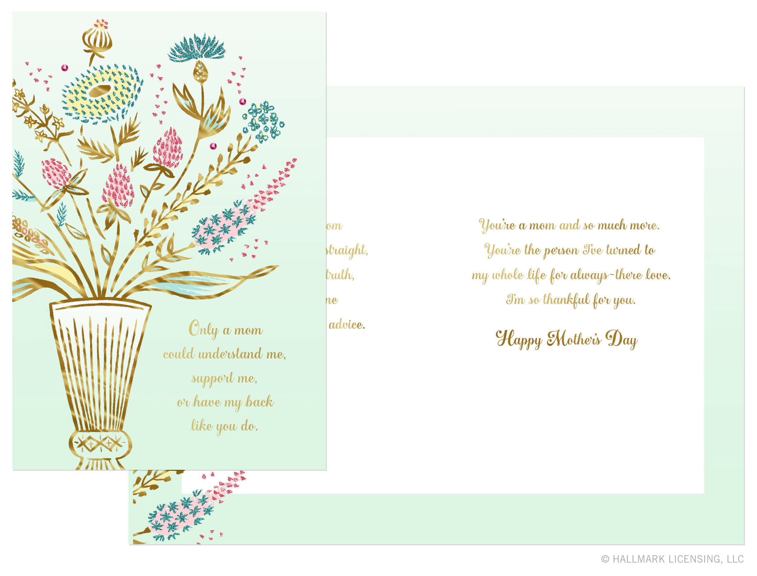 Letters Are Lovely | Mother's Day Cards — Wildflowers