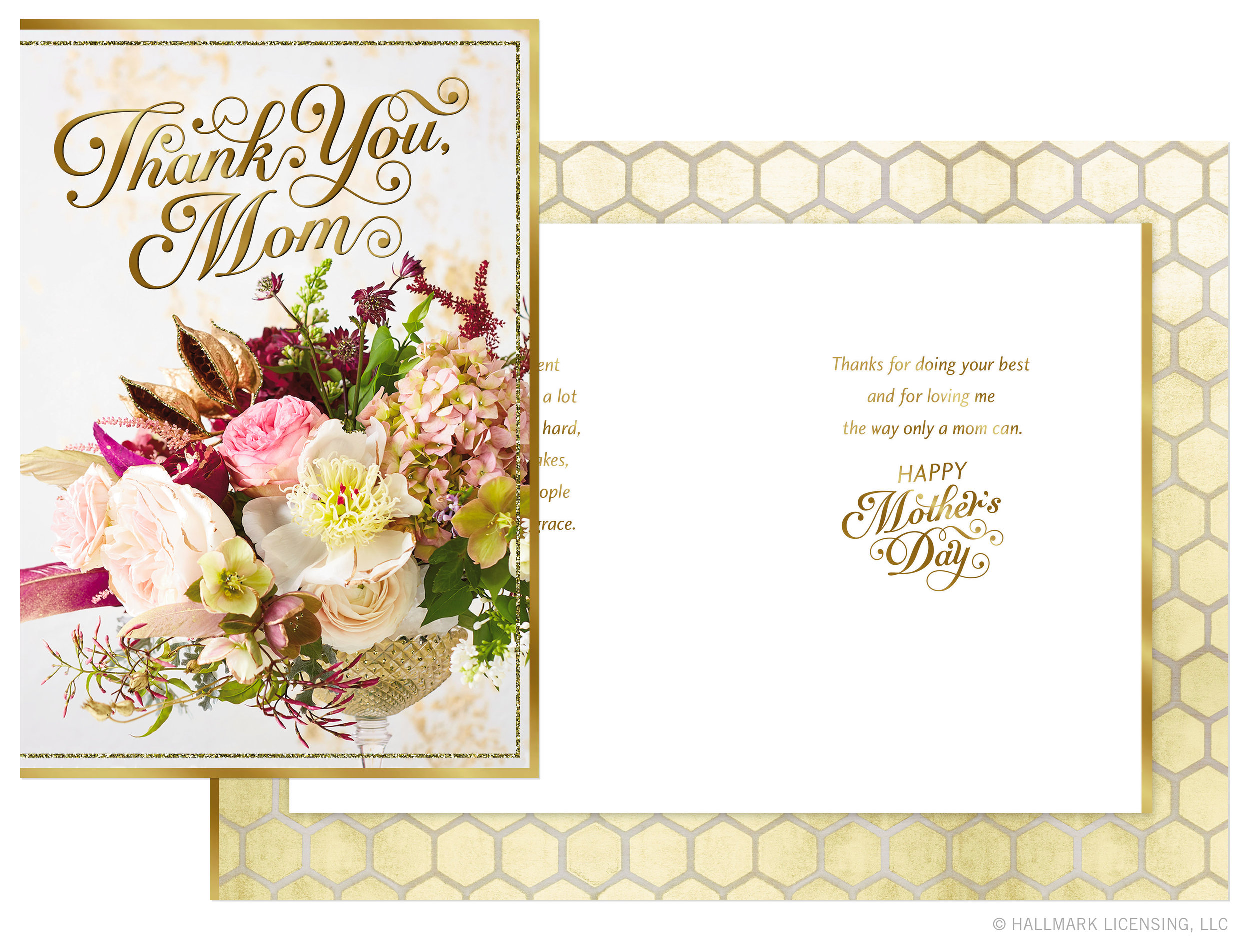 Letters Are Lovely   Mother's Day Cards — Gilded Photos