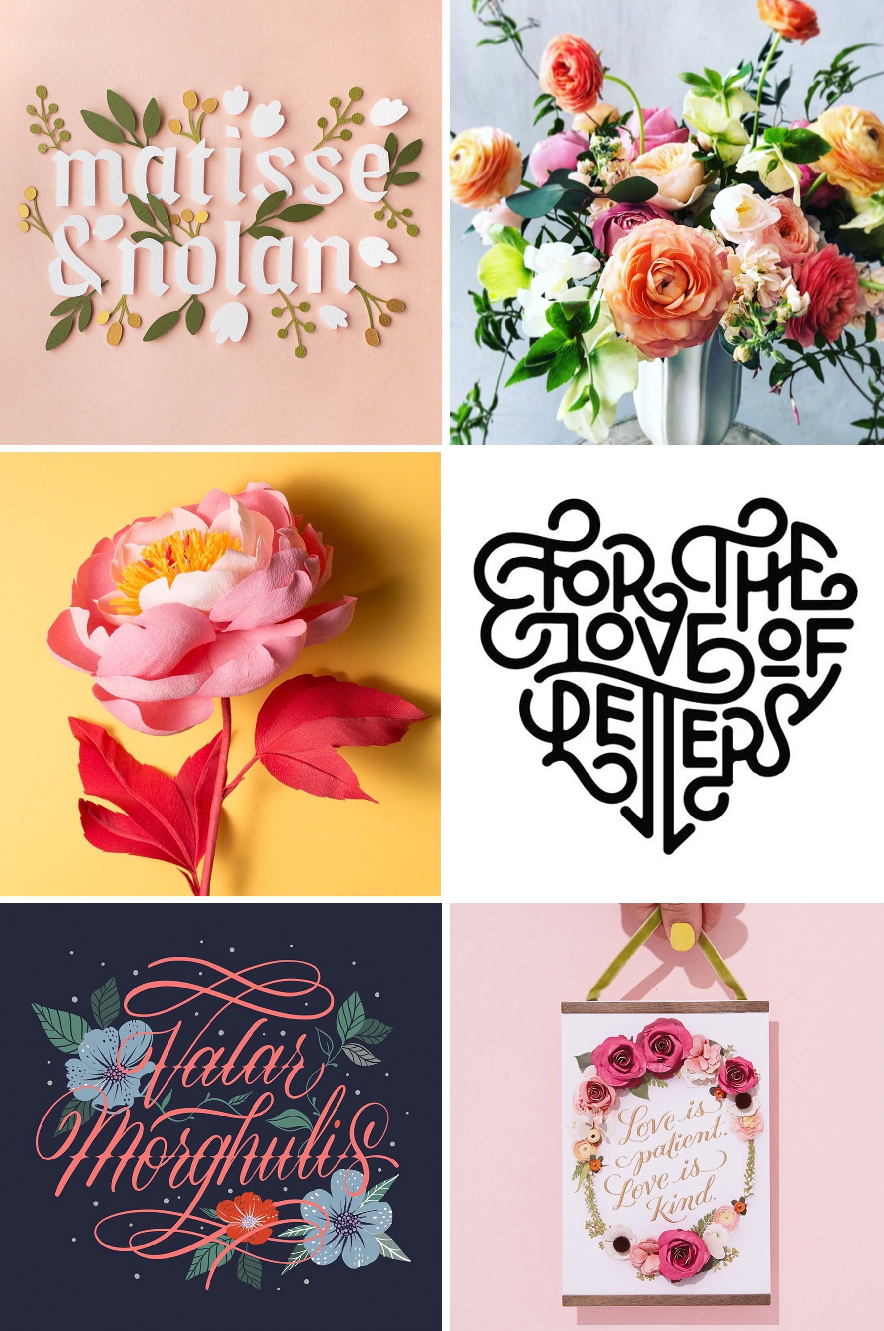 Letters Are Lovely | Saved: Instagram Roundup