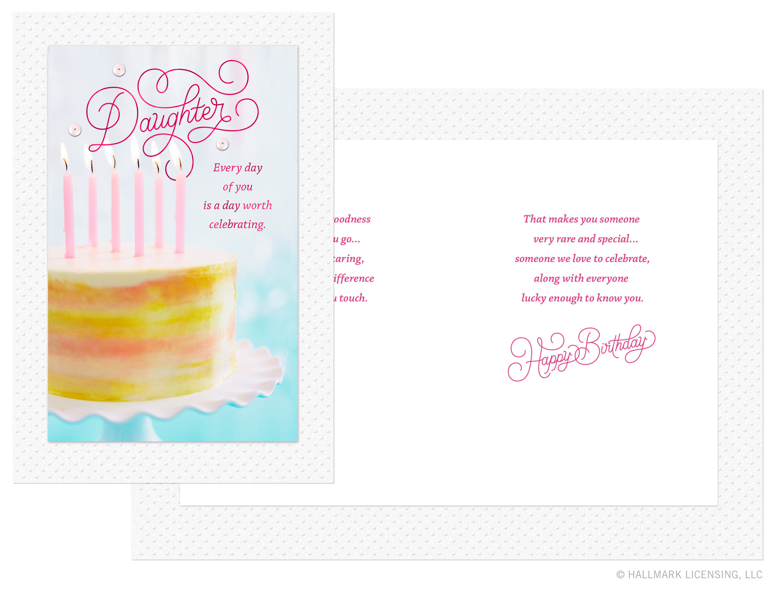 Letters Are Lovely | Birthday Cards for Hallmark