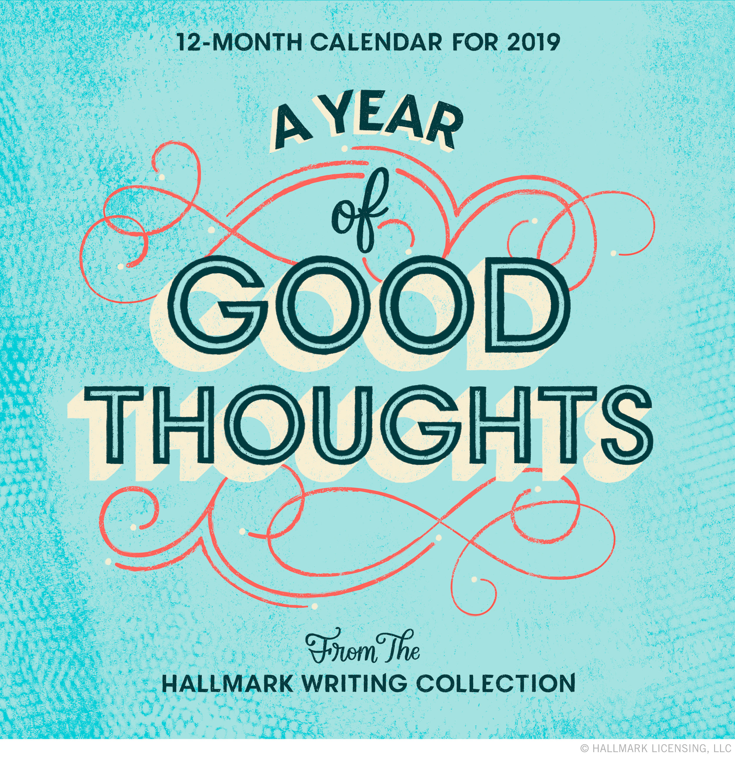 Letters Are Lovely   A Year of Good Thoughts Calendar