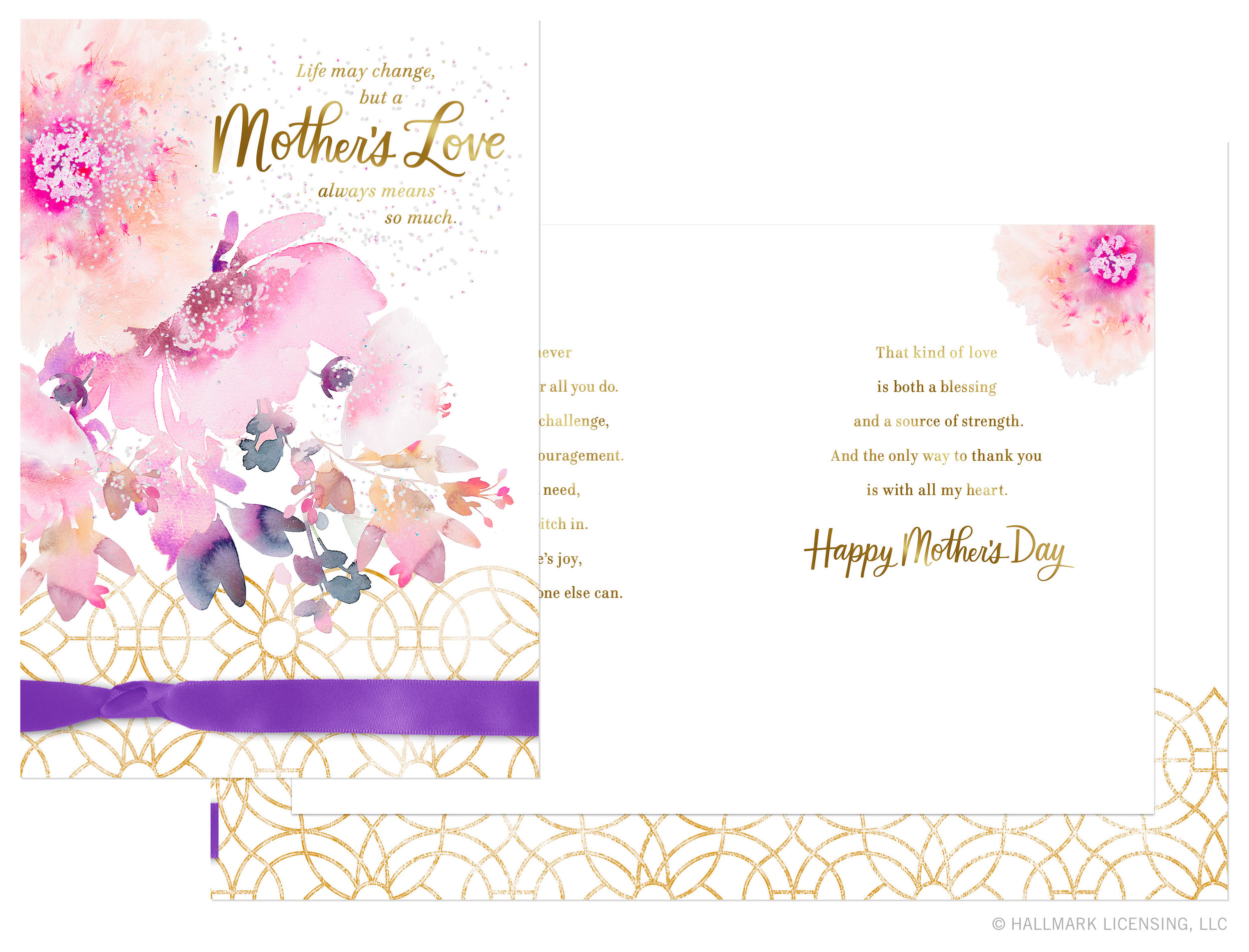 Letters Are Lovely | Mother's Day Cards for Hallmark