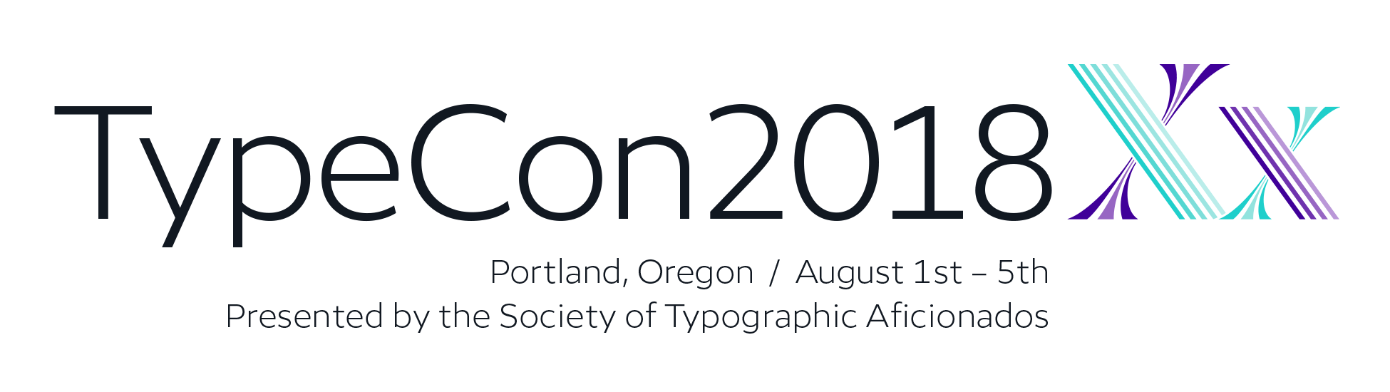 Letters Are Lovely | #FontsMadeByWomen — Lila Symons at TypeCon2018