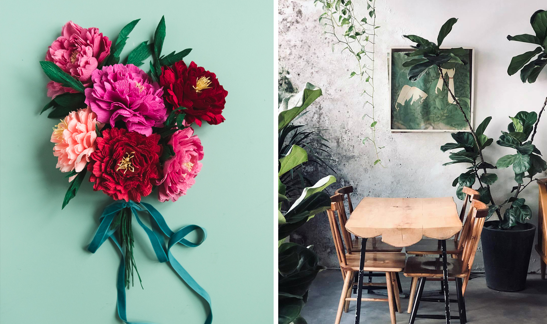 Letters Are Lovely | Diptychs 40