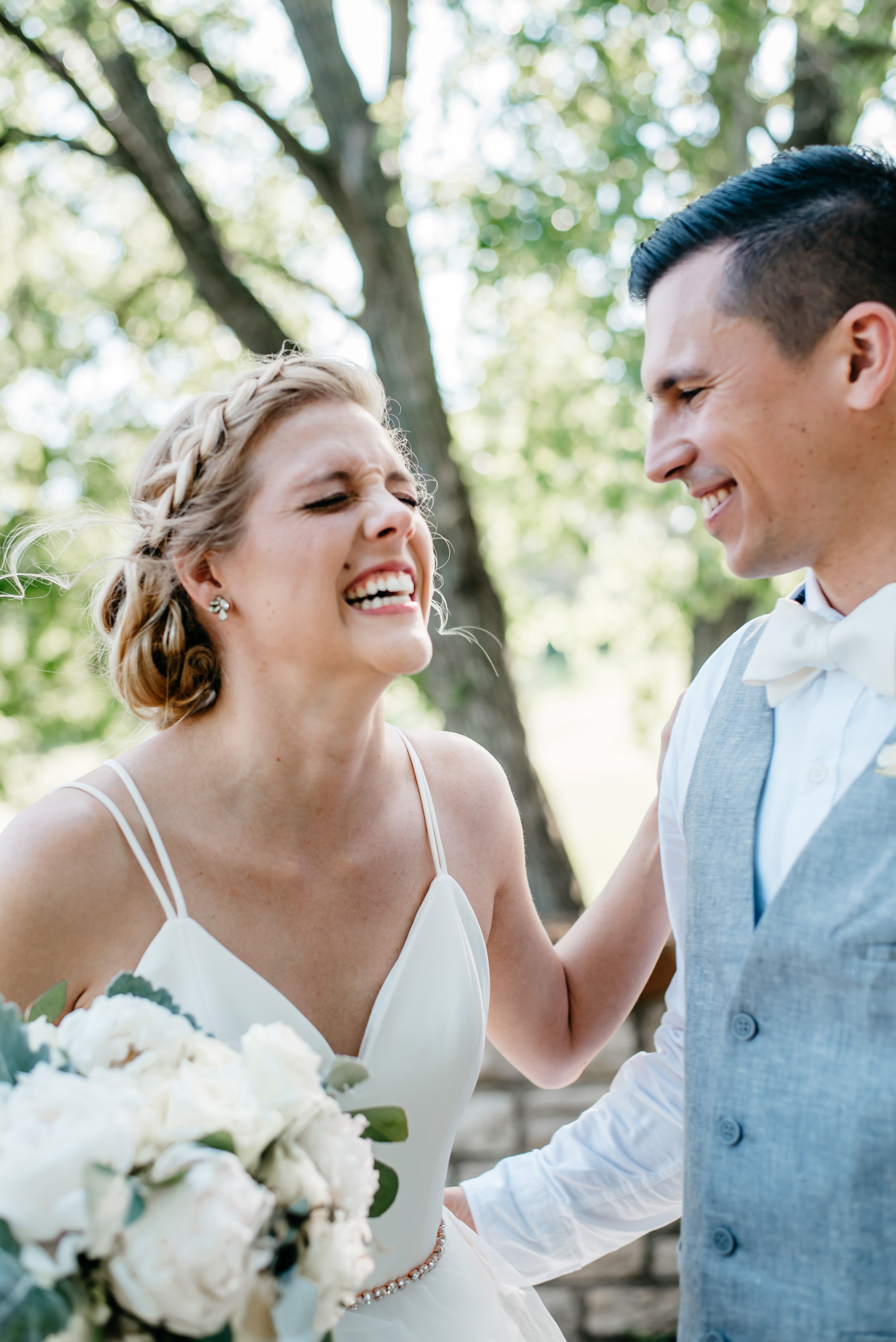 Letters Are Lovely | Liesel & Sean