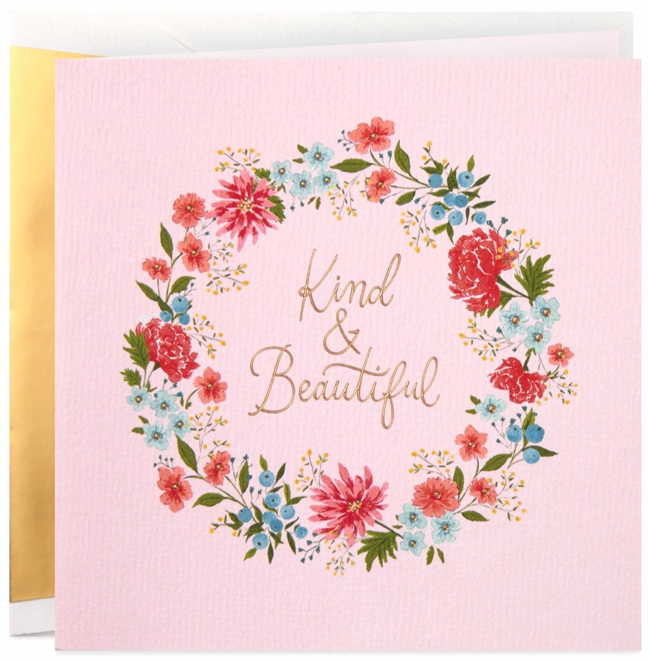 Letters+Are+Lovely+%7C+Hallmark+Signature+Birthday+Card