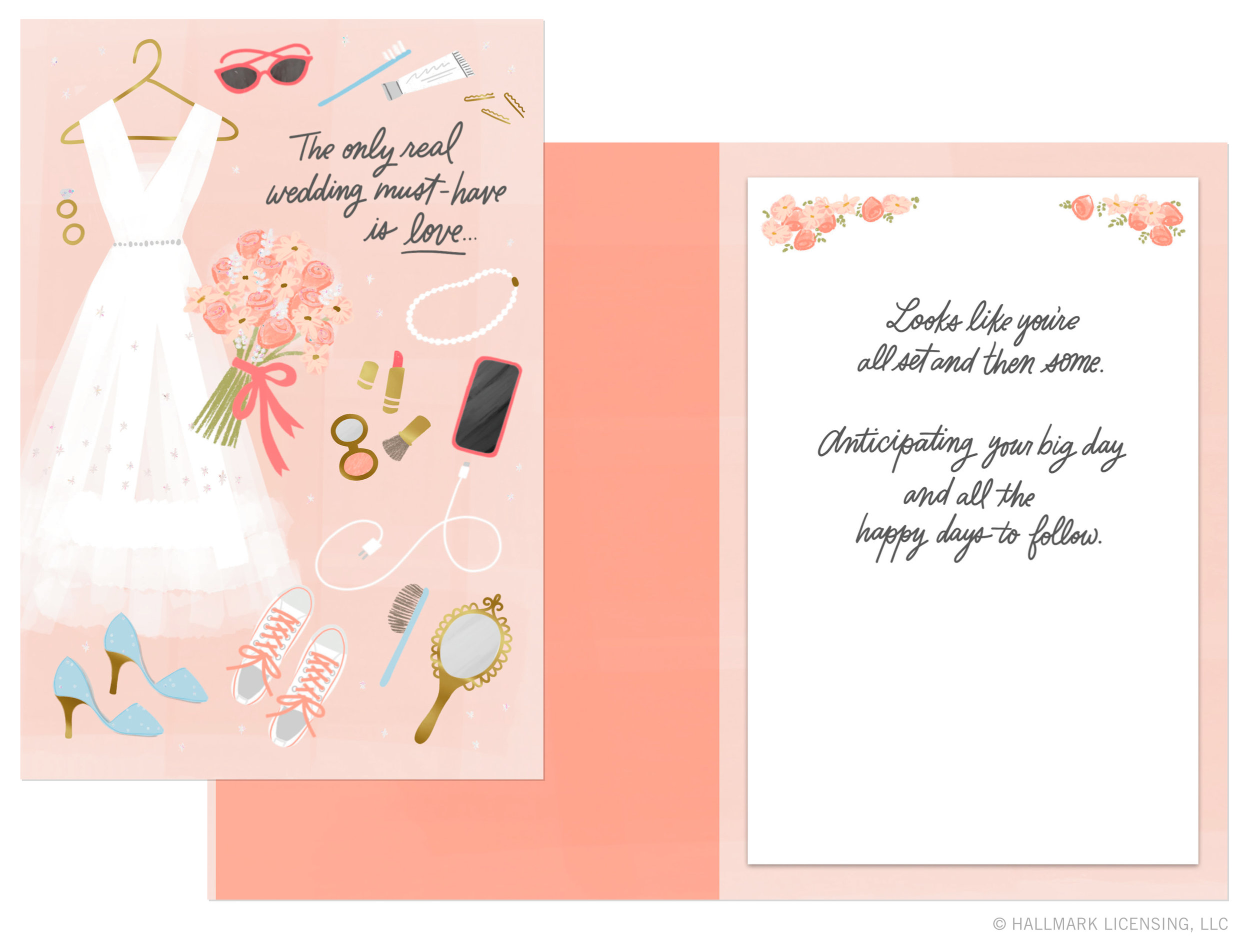 Letters Are Lovely | Recent Cards for Hallmark