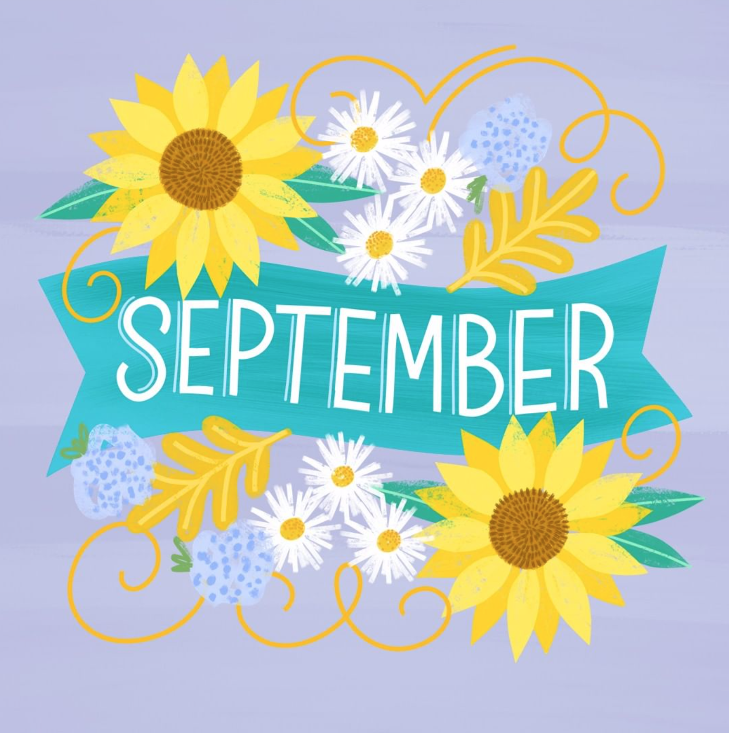 Letters Are Lovely | Hello, September