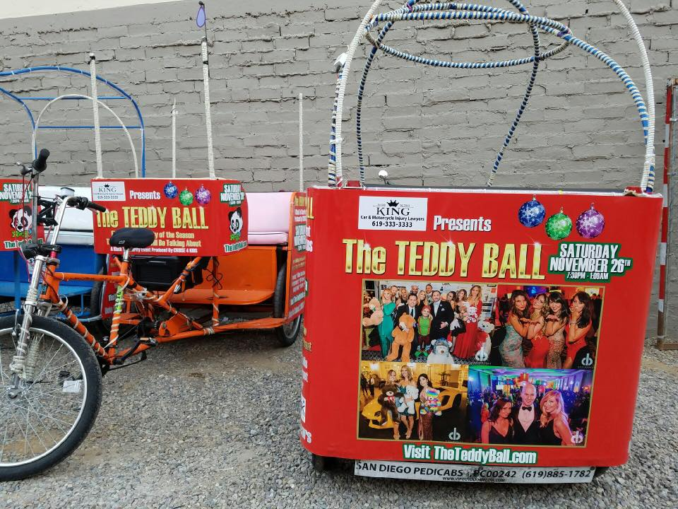 VIP Outdoor Media Pedicab The Teddy Ball 2.jpg