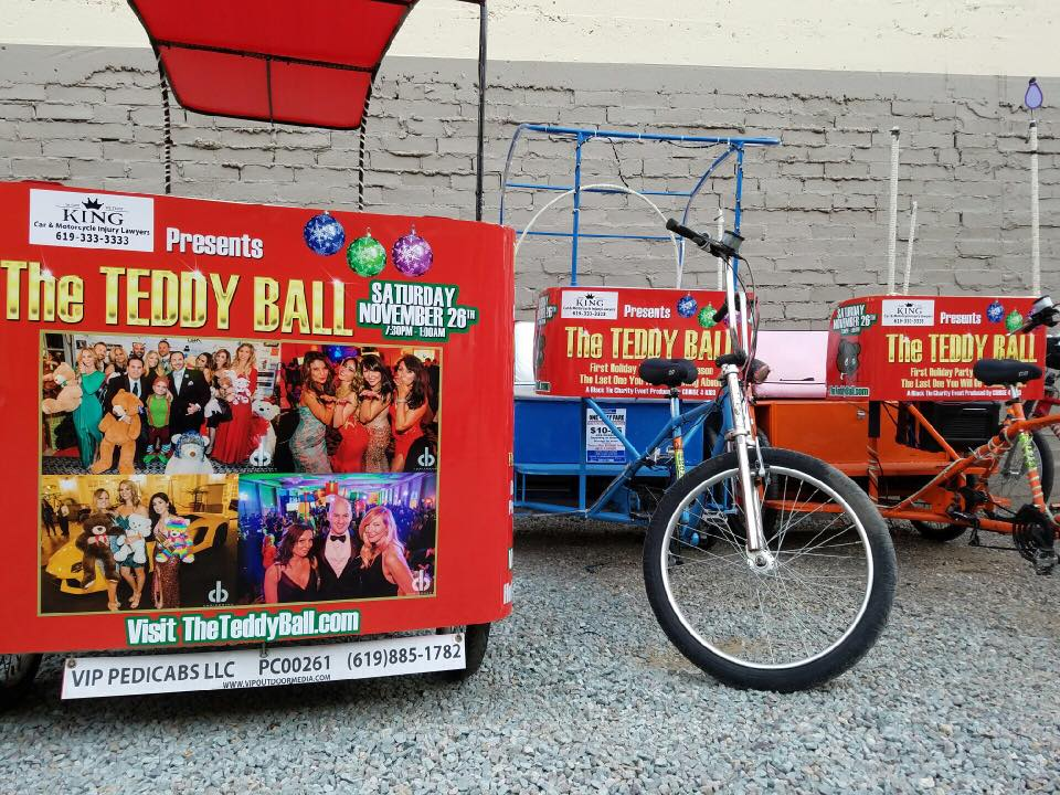 VIP Outdoor Media Pedicab The Teddy Ball.jpg
