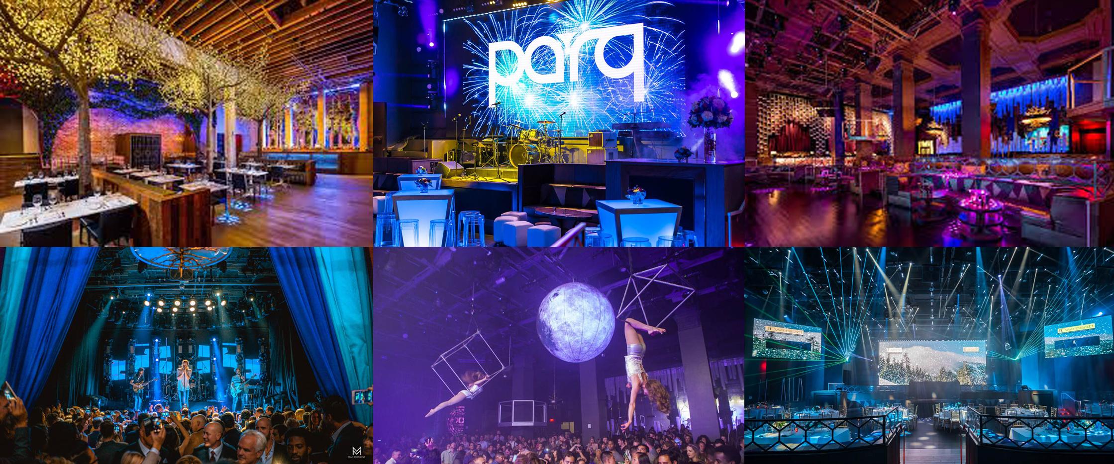 parq nightclub and restaurant san diego