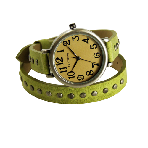 Wrap watches