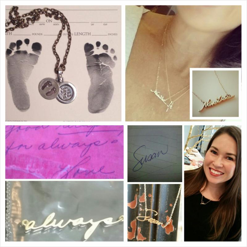 Create a treasured heirloom to commemorate a special person or moment in your life.