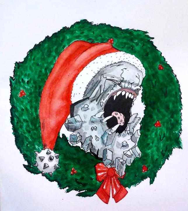 Christmas Troll - December 2013