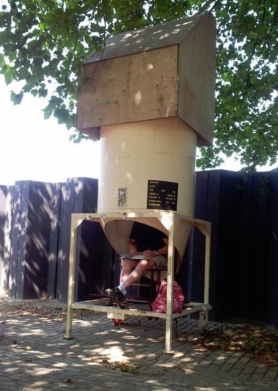 FABRIKAAT #3 | Mobiele observatiepost