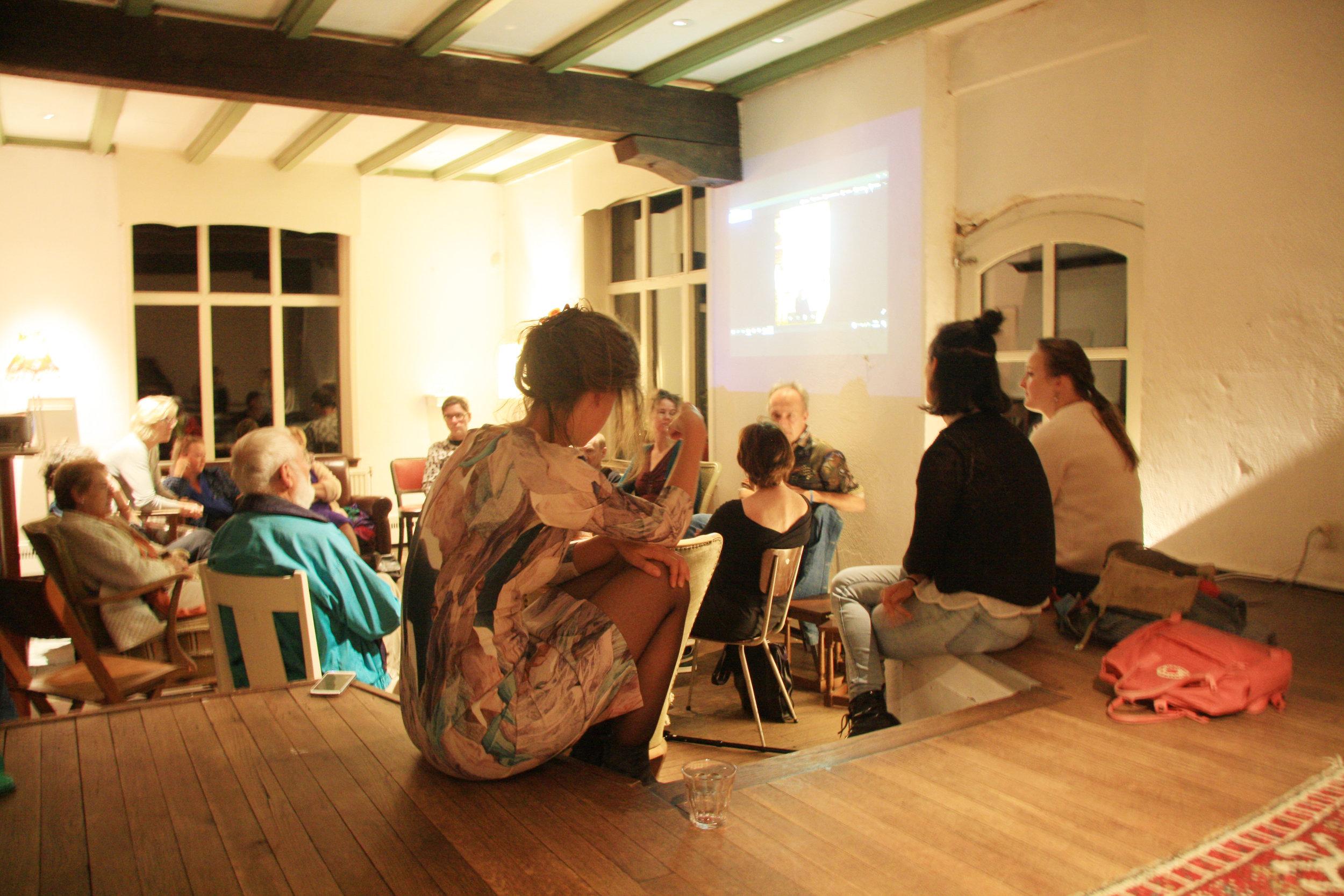Talk of the Town | kunstenaarsgesprekken
