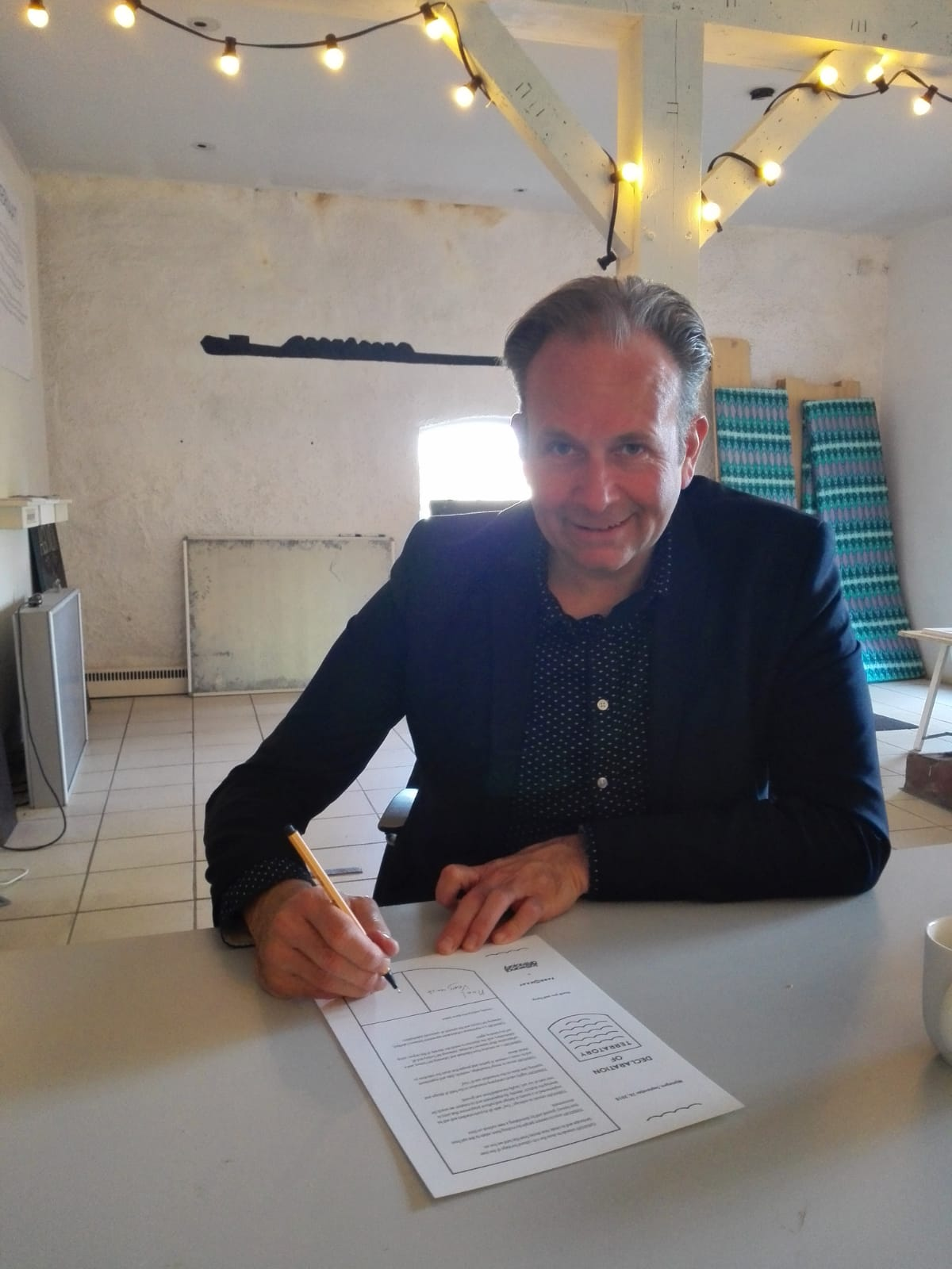 Noël Vergunst | Wethouder Cultuur en Stedelijke ontwikkeling gemeente Nijmegen