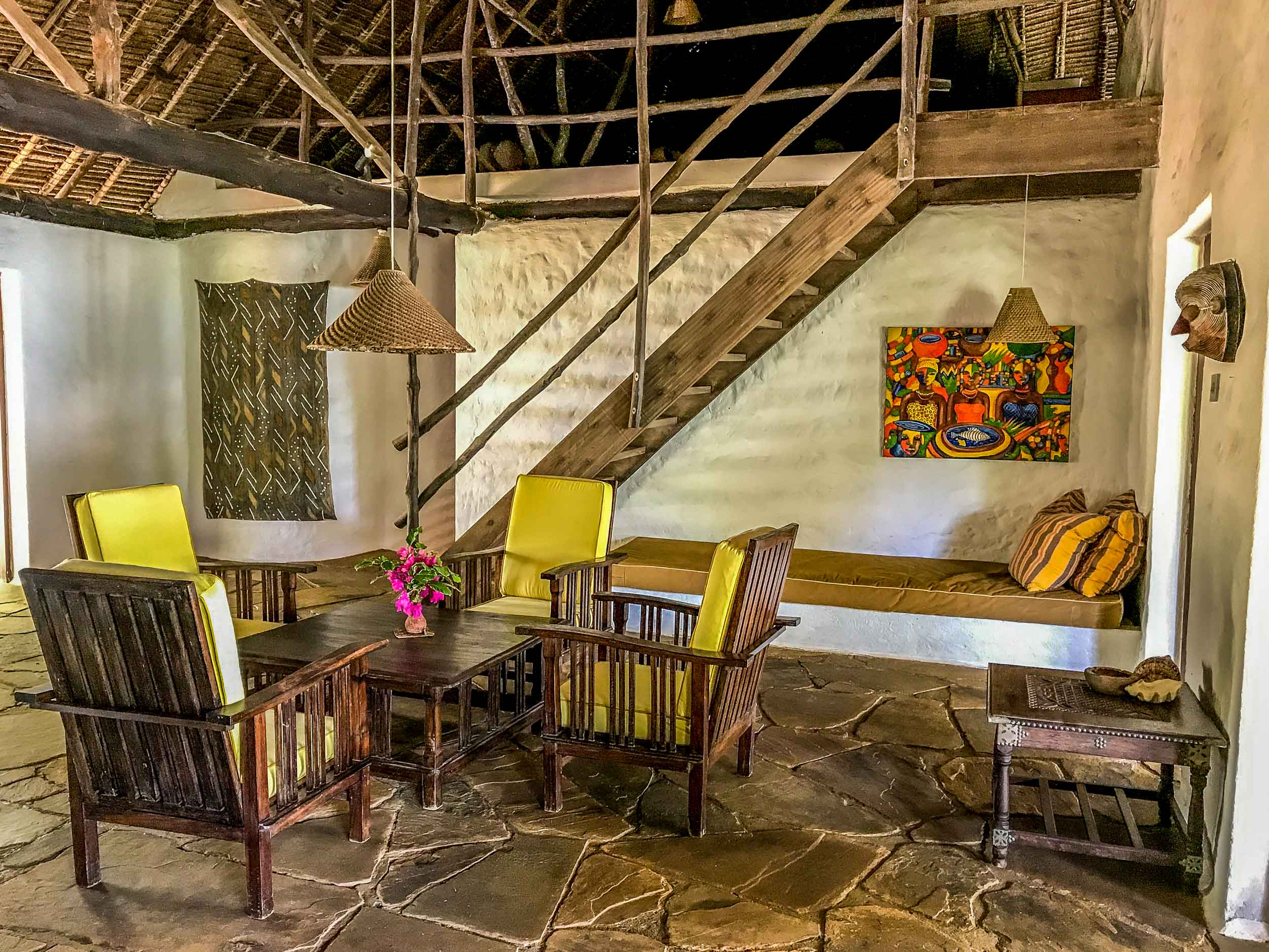 Tiwi Baobab House stairs up to 2nd floor balcony area.jpg