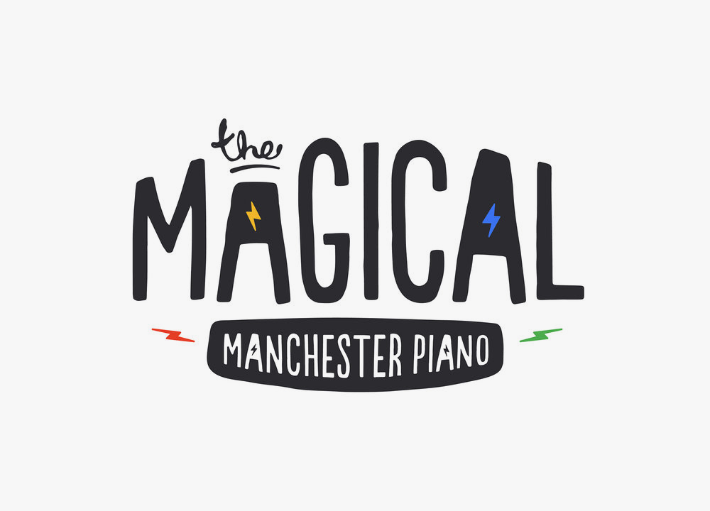 Magical Manchester Piano   Interactive digital experience