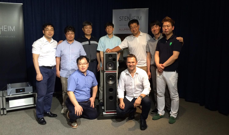 Design & Audio team in Korea