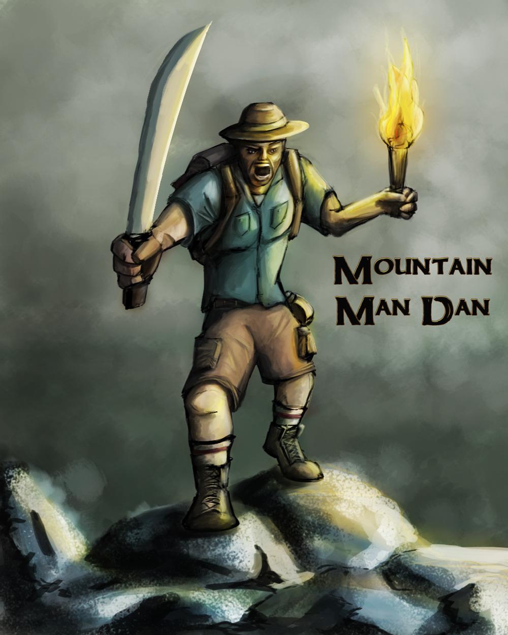 Mountain Man Dan