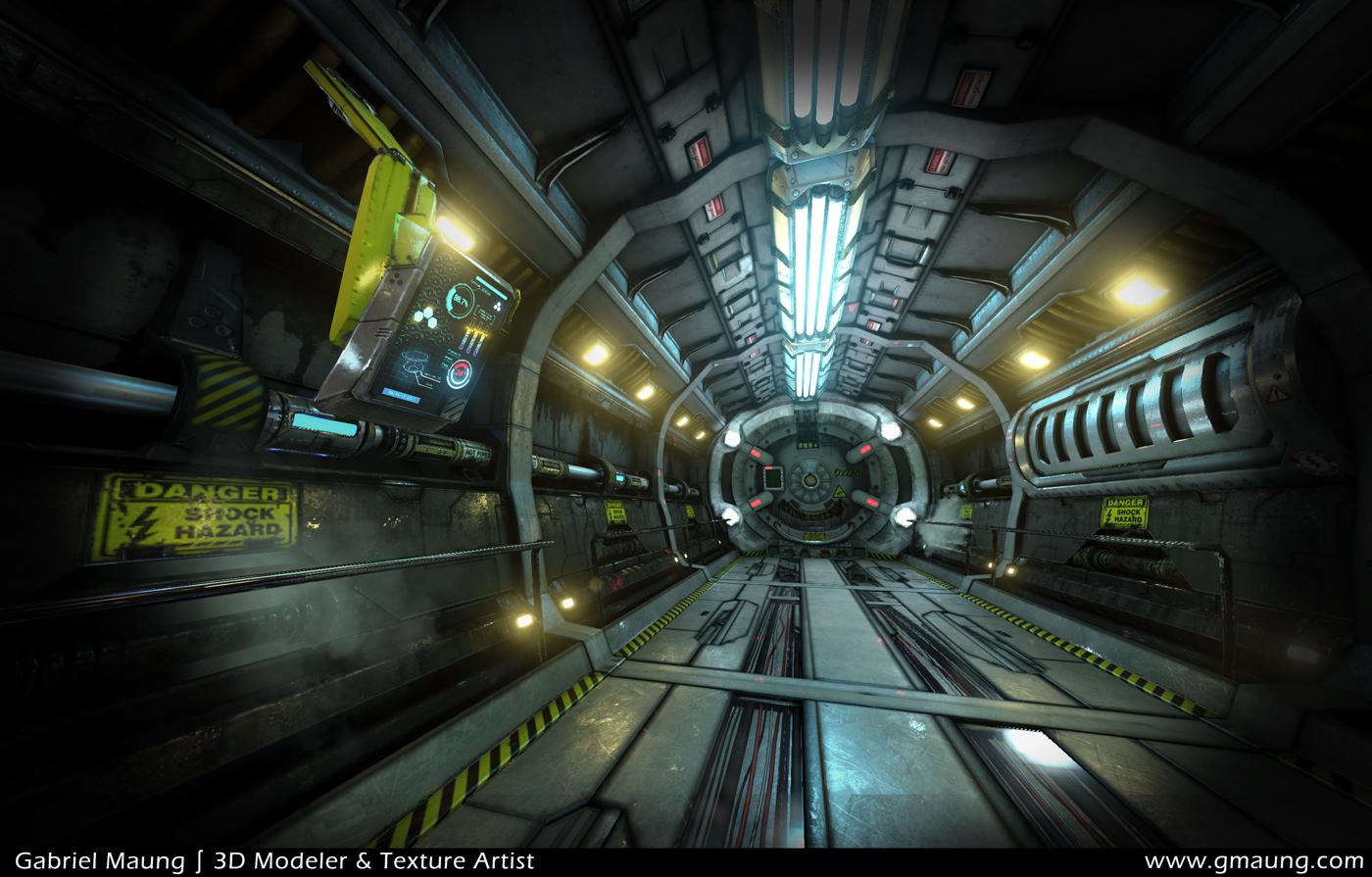 Sci-Fi-Hallway-Environment-UE4-Beauty-Shot-05