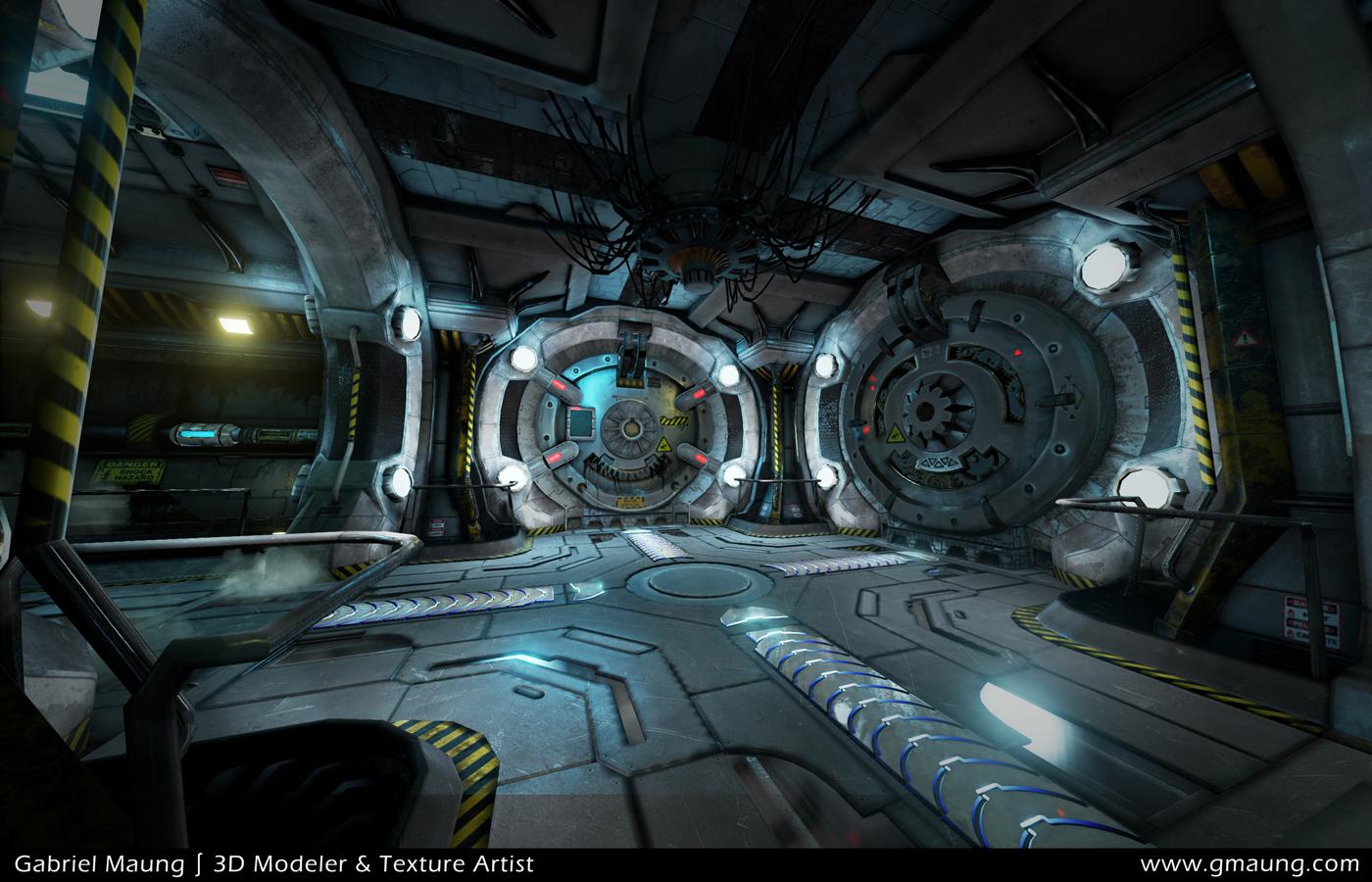 Sci-Fi-Hallway-Environment-UE4-Hallway-Beauty-Shot-03