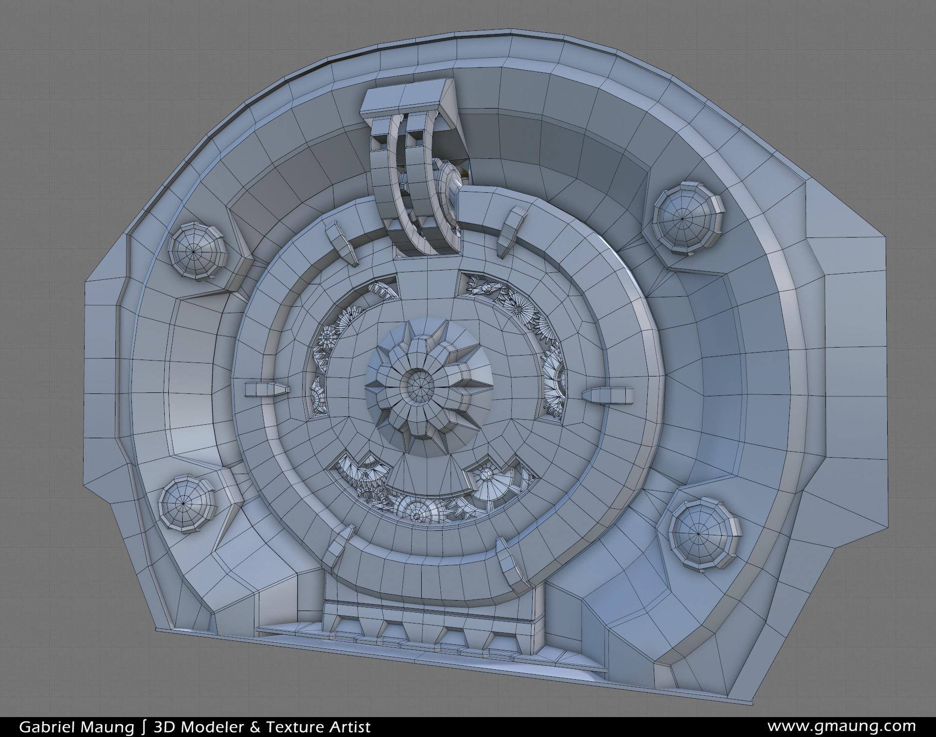 Sci-Fi-Hallway-Environment-UE4-Doorway-Back-Wires