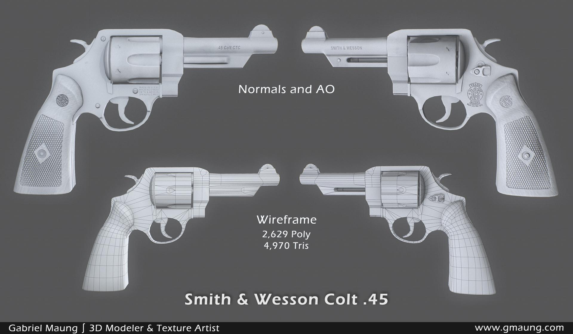 Colt45_Normals