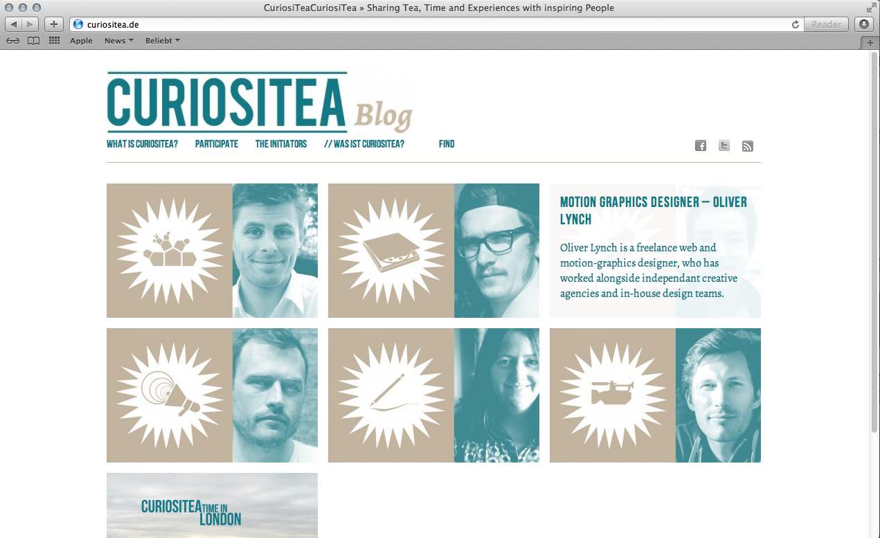 CuriosiTea Blog