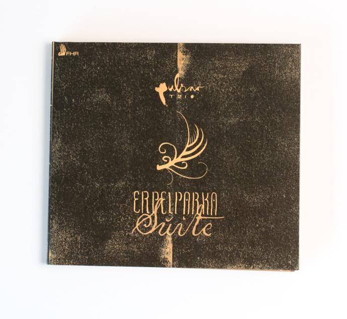 CD-Album Design for Pulsar Trio's Debut Album »ErpelparkaSuite«