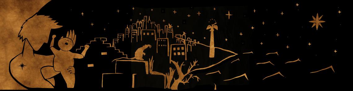 ANDREW  Benincasa – Illustrator, Puppeteer, Storyteller