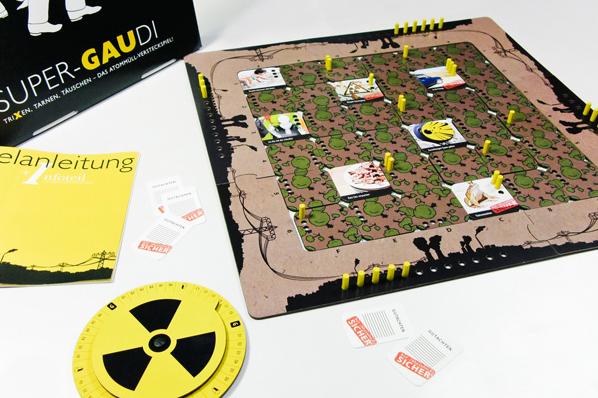 BÜRO für Sinn & Unsinn  – Playful Interaction and Game Designers Willy & Charlotte