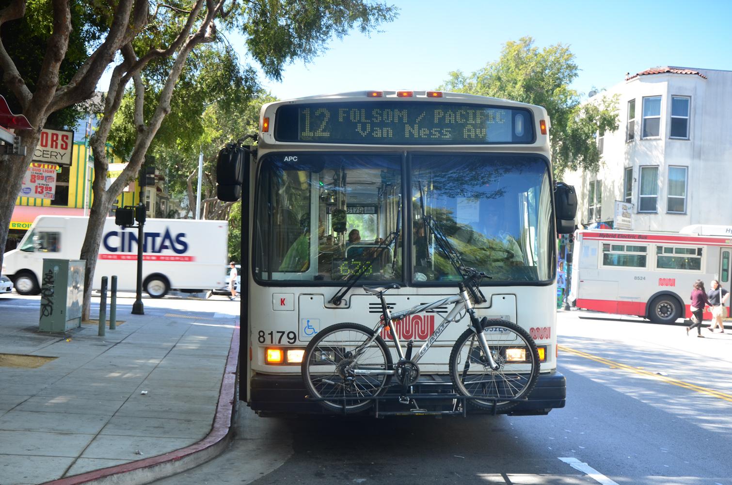Bike-friendly San Francisco
