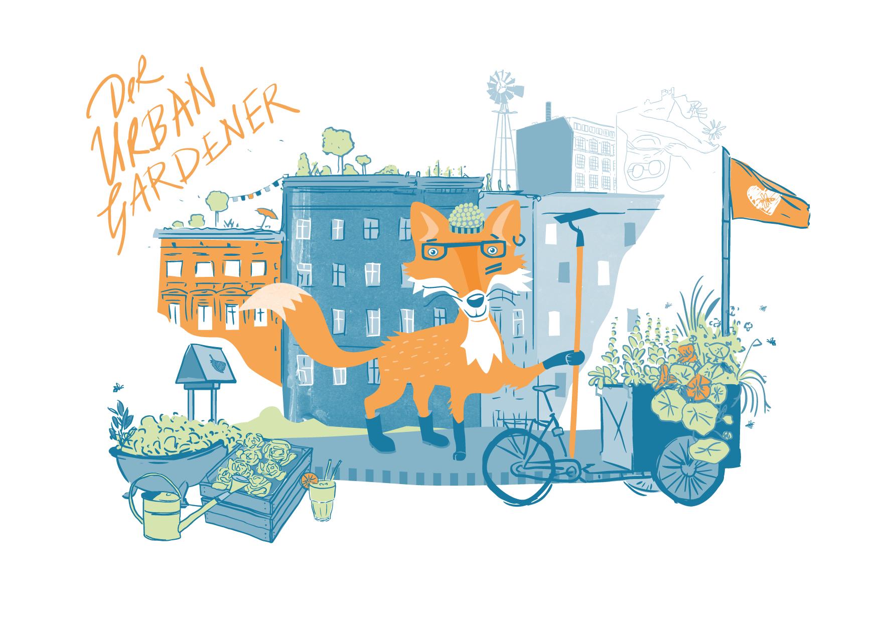 Der Stadtgärtner // The Urban Gardener