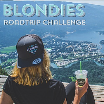 If you drove from Canmore to Sicamous and didn't stop at both Blondies locations did you really even road trip at all 🤔 #blondiesiscallingandimustgo #roadtripchallenge #shuswap