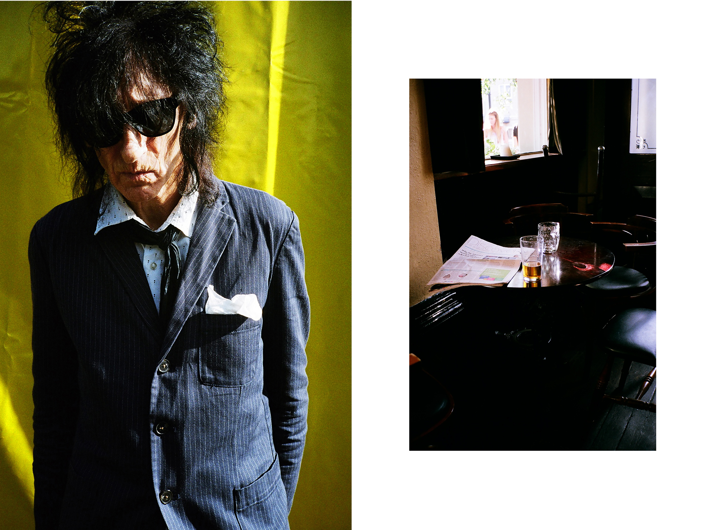 JOHN COOPER CLARKE 'YOU NEVER SEE A NIPPLE IN THE DAILY EXPRESS'