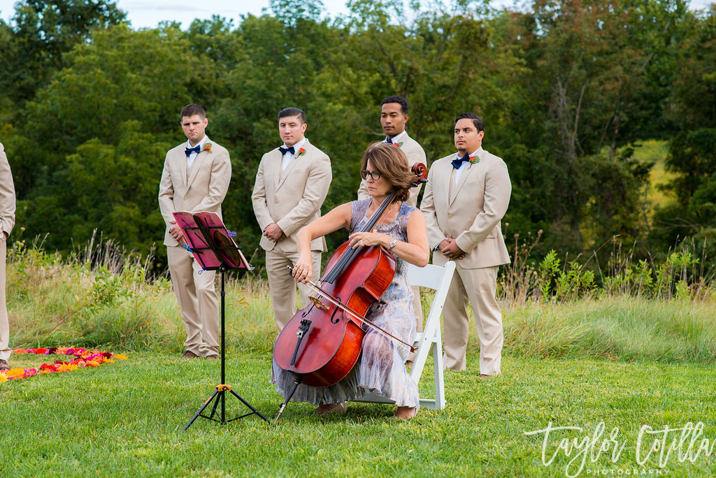 Ottsville-wedding