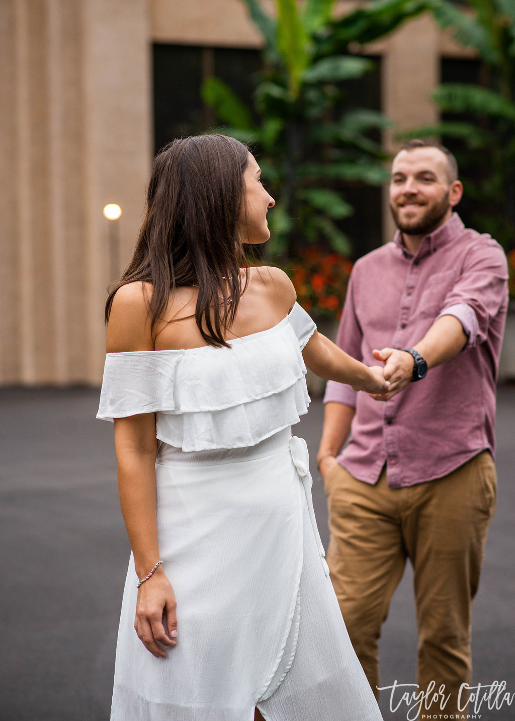 Engagement-Longwood-Gardens