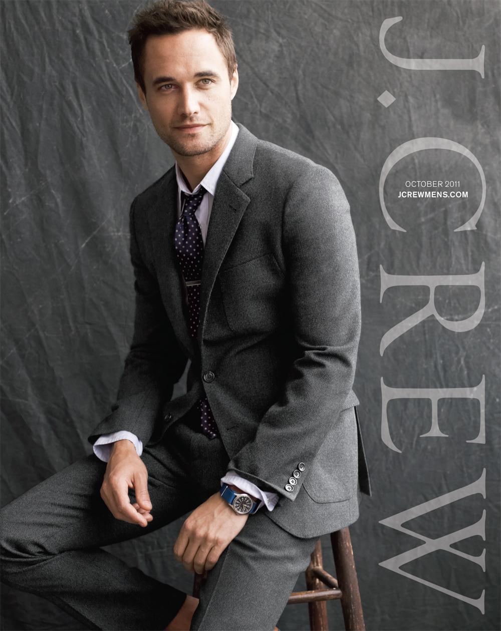 J. Crew Cover