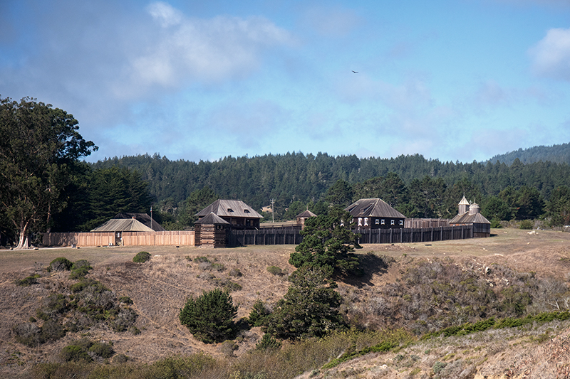 Fort Ross State Park