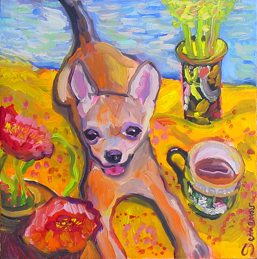 Mexican Tea Time