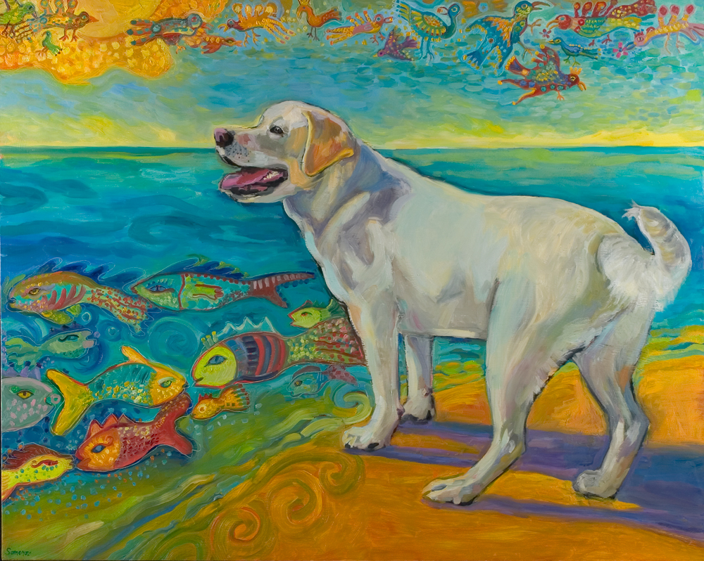 On Dog Beach