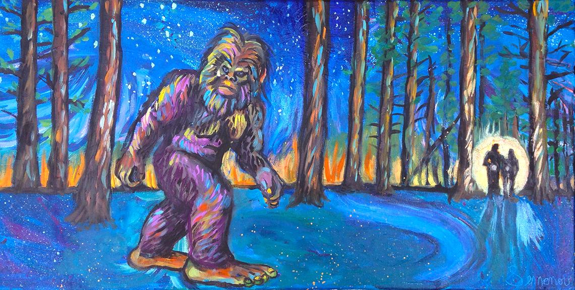 Bigfoot II