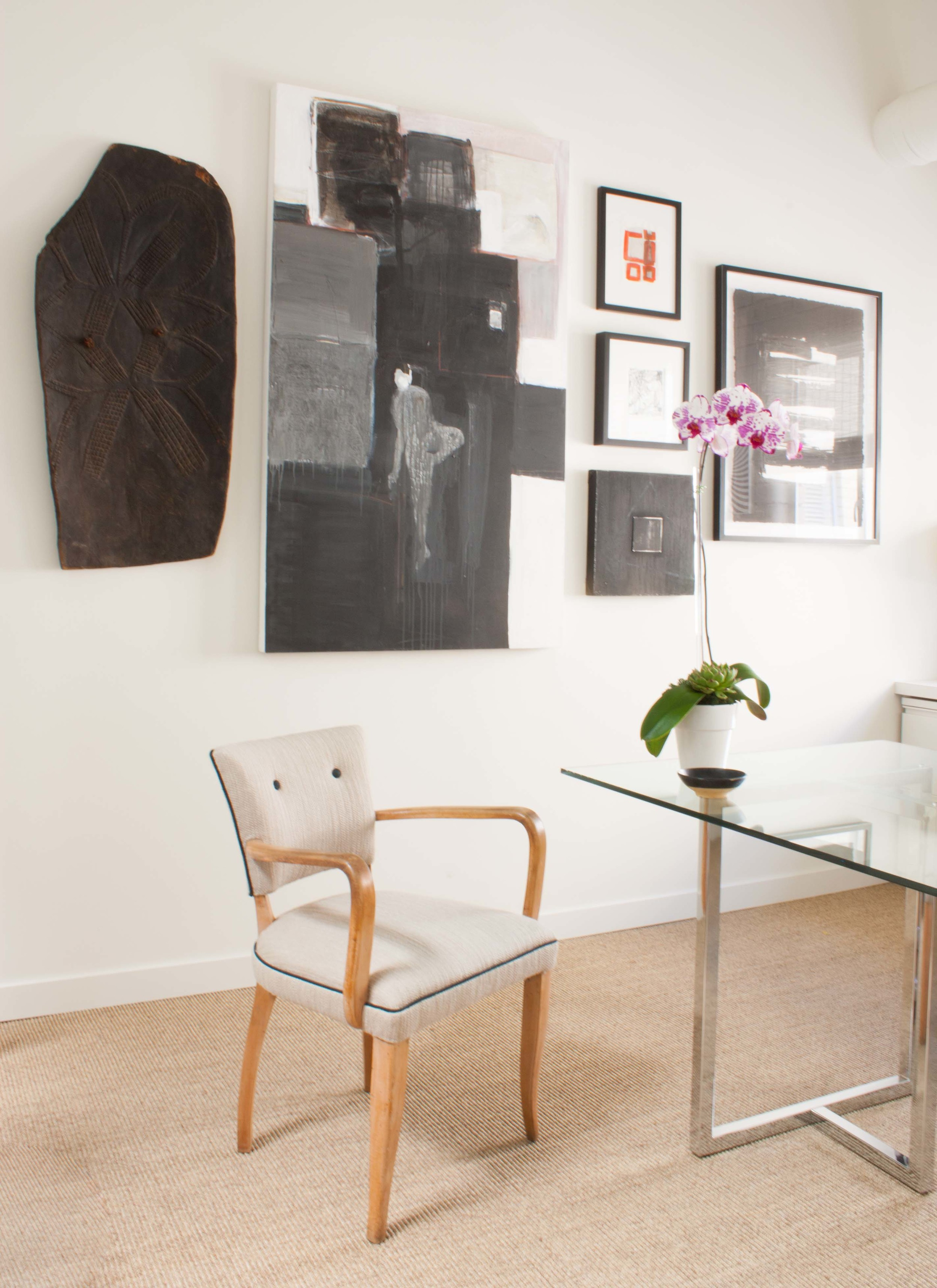 CAFE GRATITUDE OFFICE / Wendy Haworth Design /  www.wendyhaworthdesign.com