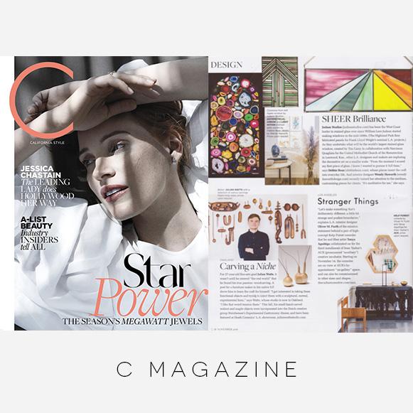 C Magazine Wendy Haworth Design